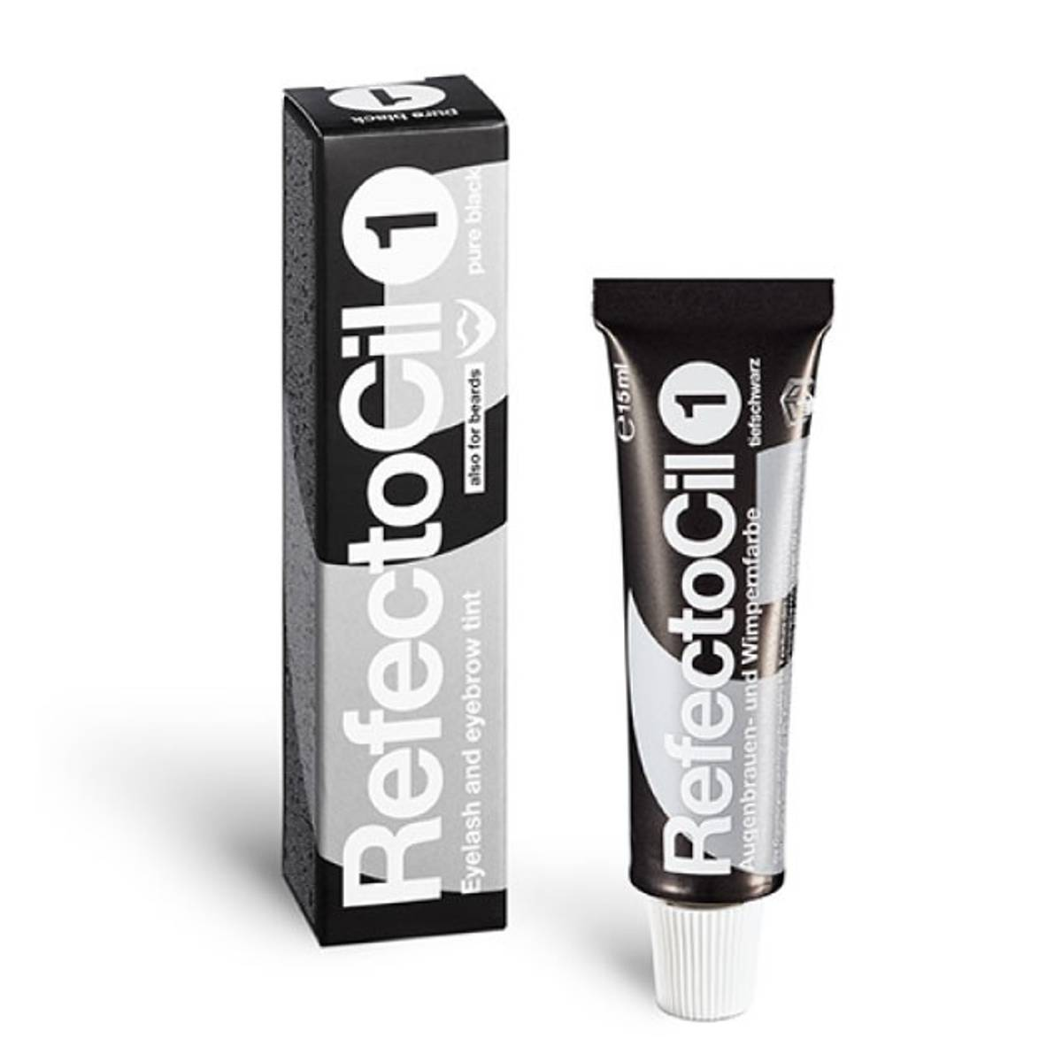 RefectoCil 1. Svart 15 ml