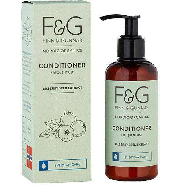 Bilde av F&G Nordic Organics Conditioner Frequent Use 200