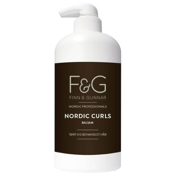 Bilde av F&G Nordic Professionals Curls Balsam 900 ml